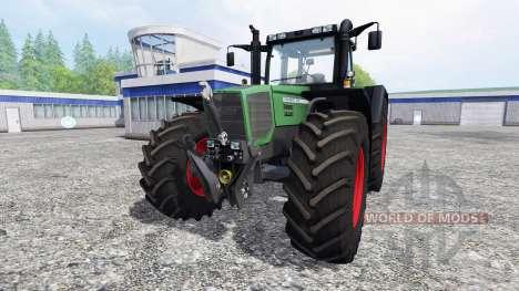 Fendt Favorit 816 for Farming Simulator 2015
