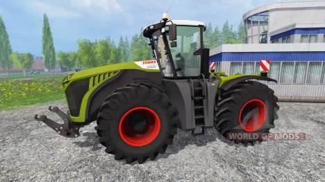 CLAAS Xerion 5000 Trac VC for Farming Simulator 2015
