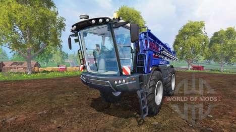 Amazone Pantera 4502 [blue-red] for Farming Simulator 2015