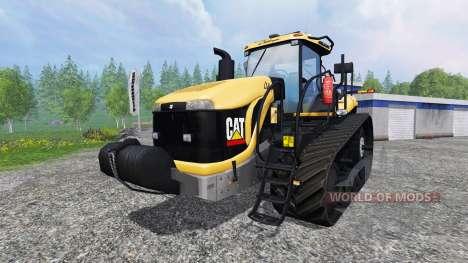 Caterpillar Challenger MT865B for Farming Simulator 2015