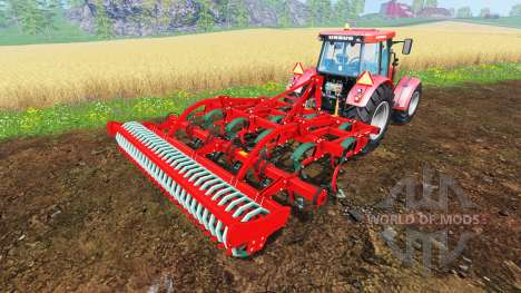 Kverneland CLC Pro for Farming Simulator 2015