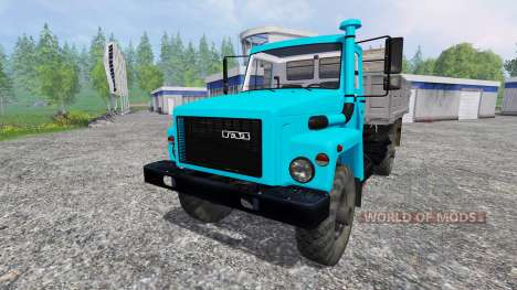 GAZ-3308 v4.0 for Farming Simulator 2015