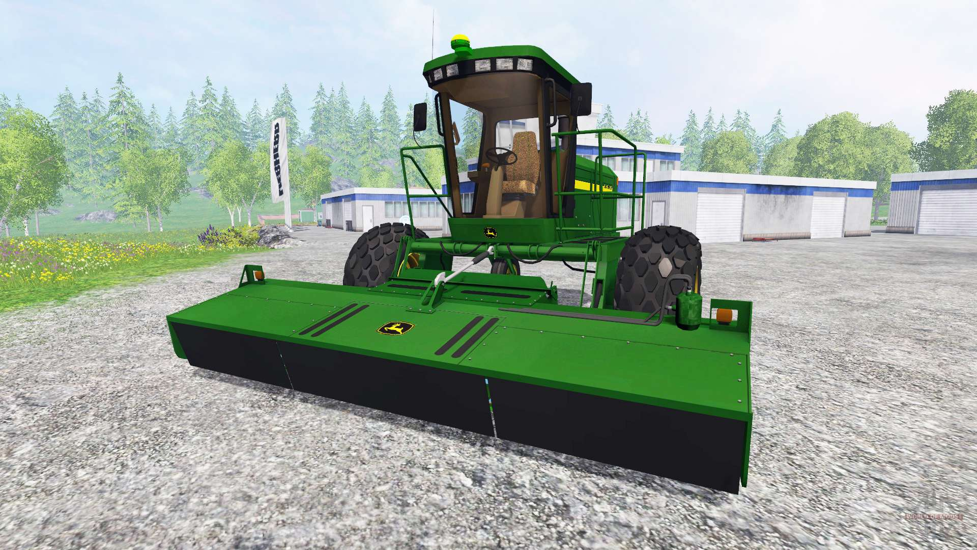 John Deere 4995 v1 0 for Farming Simulator 2015
