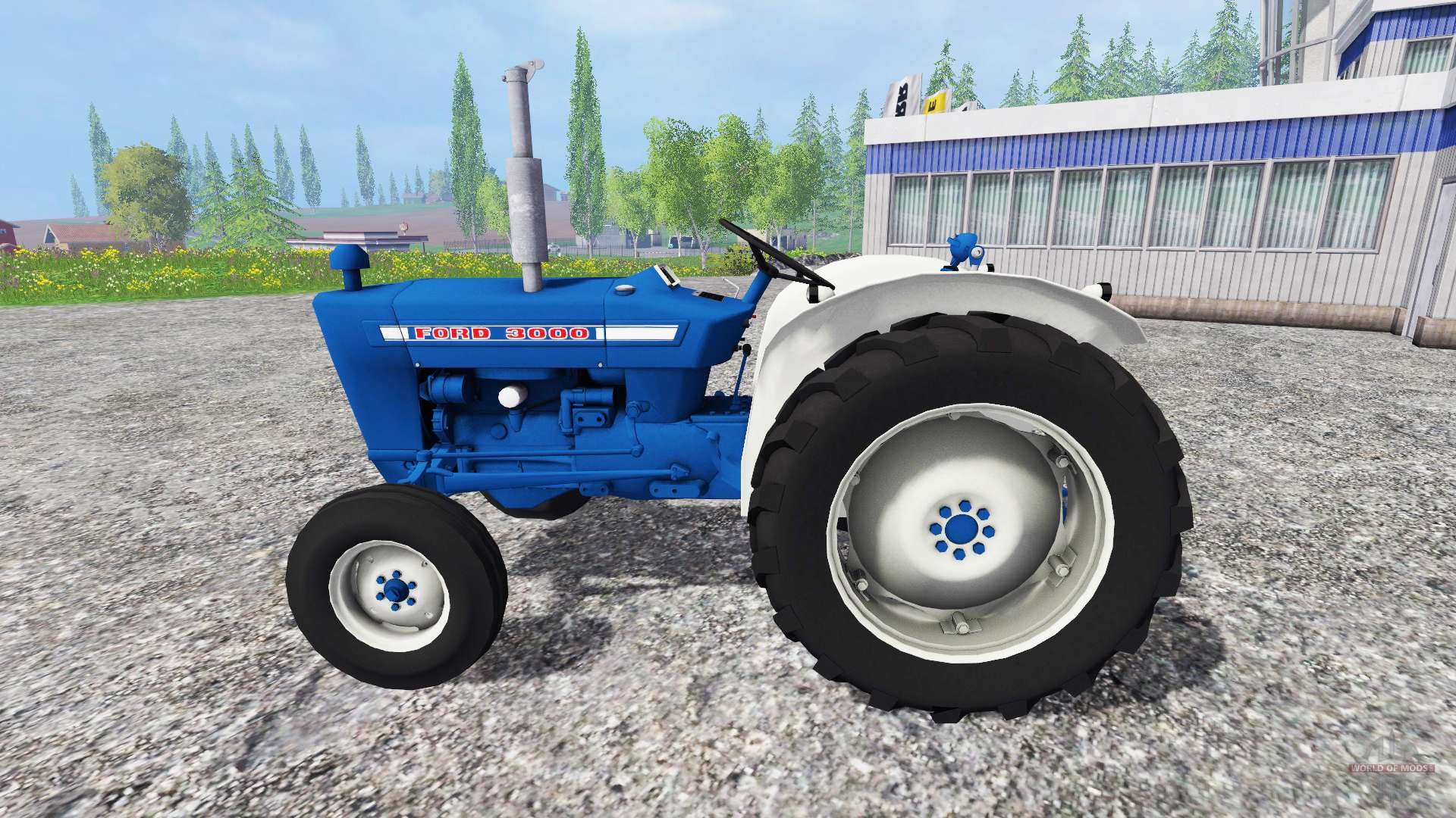 Tractor Fuel Filters Auto Electrical Wiring Diagram 2003 F250 Filter Files Ford 3000 For Farming Simulator 2015