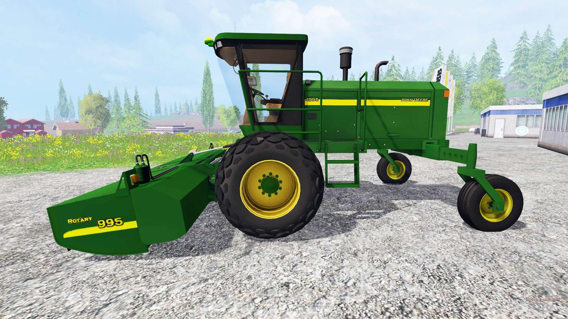 John Deere 4995 v1 0 for Farming Simulator 2015