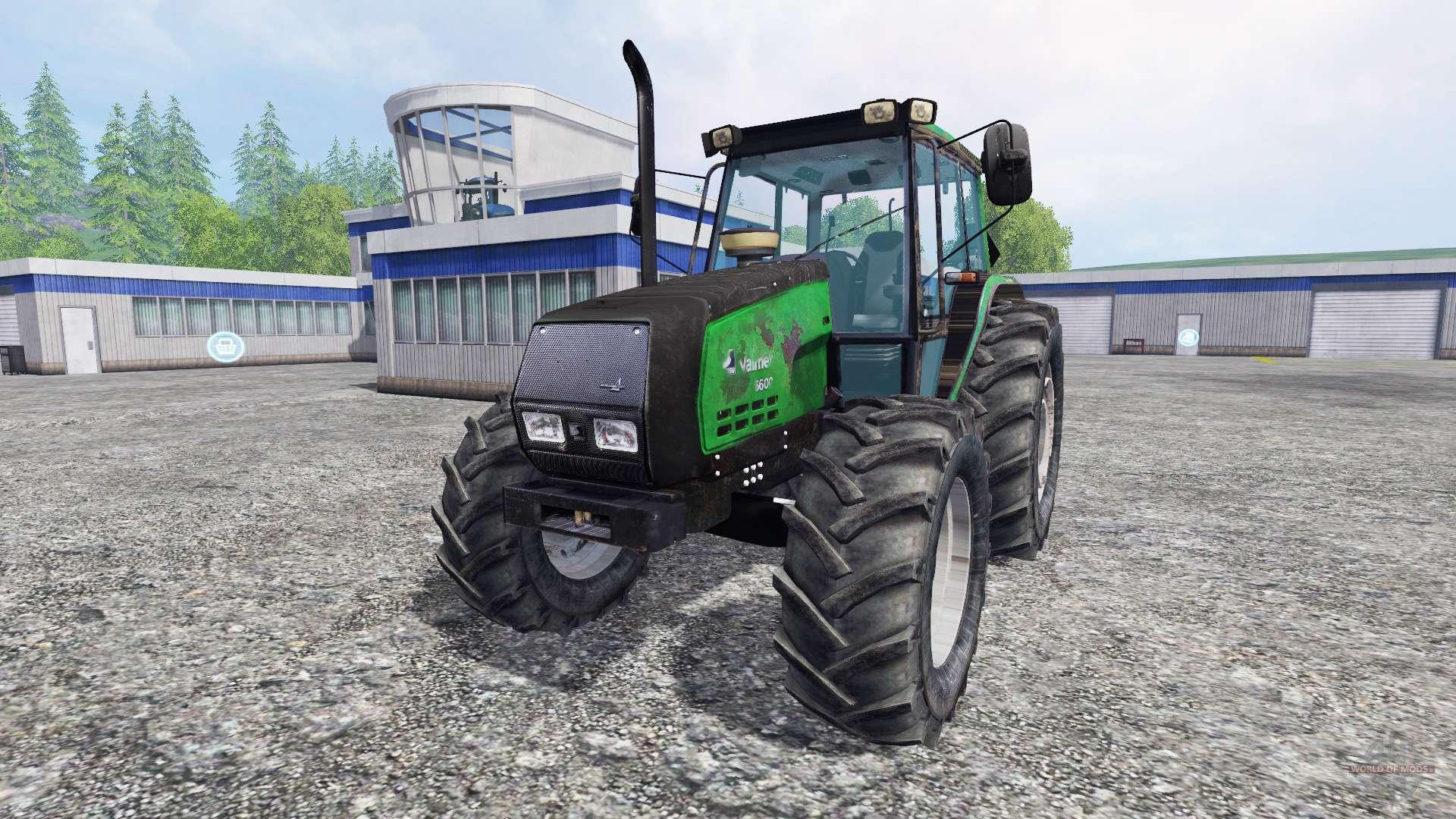 farm fuel filters valtra valmet 6600 for farming simulator 2015  valtra valmet 6600 for farming simulator 2015