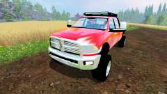 Dodge Ram 5500 Crew Cab for Farming Simulator 2015