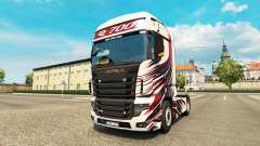 MT Design skin for Scania R700 truck for Euro Truck Simulator 2