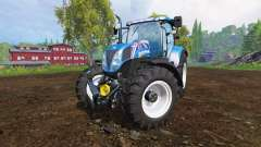 New Holland T7.200 for Farming Simulator 2015