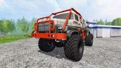 Ural Race for Farming Simulator 2015
