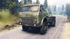 MAZ-504В for Spin Tires