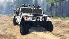 Hummer H1 for Spin Tires