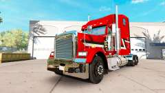 Skin Metallic on the truck Freightliner Classic XL for American Truck Simulator