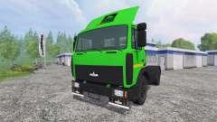 MAZ-5432 v2.0