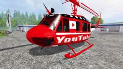 Bell UH-1D [YouTubers]