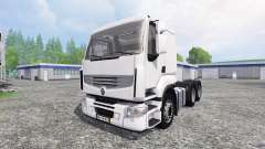 Renault Premium 6x4