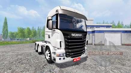 Scania R480 for Farming Simulator 2015