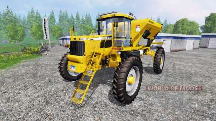 RoGator 1386 [spreader] for Farming Simulator 2015