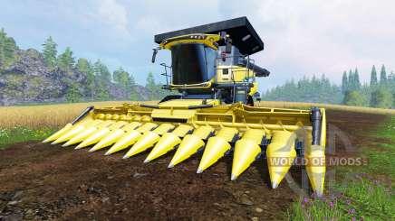 New Holland CR10.90 v4.0 for Farming Simulator 2015