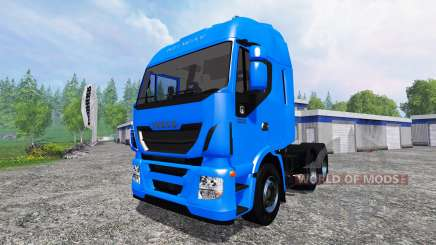 Iveco Stralis Hi-Way for Farming Simulator 2015