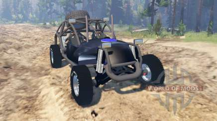 Rock Buggy for Spin Tires
