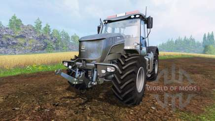 JCB 3230 Fastrac [black edition] for Farming Simulator 2015