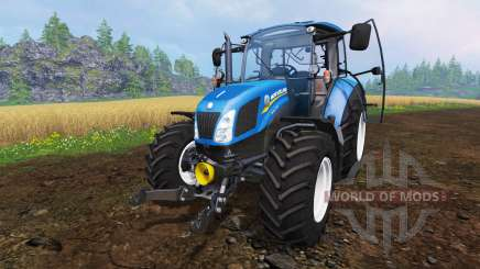 New Holland T5.95 for Farming Simulator 2015
