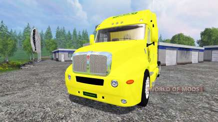Kenworth T2000 [John Deere] for Farming Simulator 2015