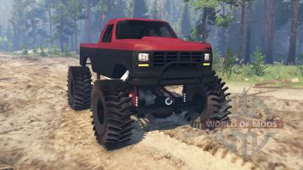 F350MT for Spin Tires