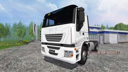 Iveco Stralis V8 LowCab for Farming Simulator 2015