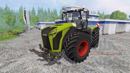 CLAAS Xerion 5000 Trac VC for Farming Simulator 2015
