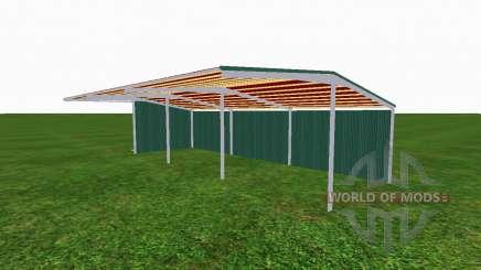 The v2 canopy.1 for Farming Simulator 2015