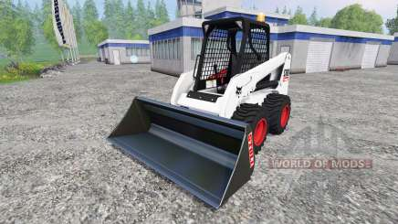 Bobcat S160 for Farming Simulator 2015