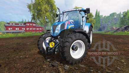 New Holland T7.200 for Farming Simulator 2015