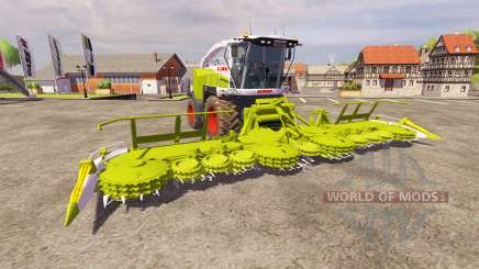 CLAAS Jaguar 980 for Farming Simulator 2013