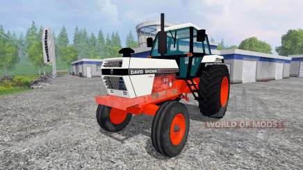 David Brown 1490 2WD for Farming Simulator 2015