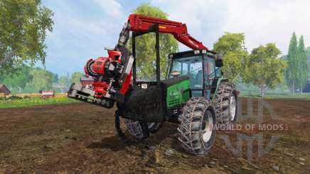 Valtra Valmet 6600 [forest washable] for Farming Simulator 2015