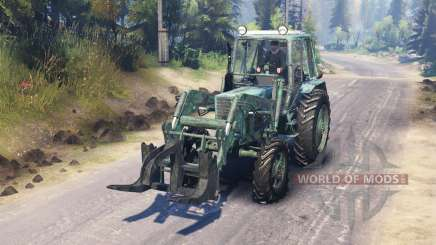 MTZ-82 [collection] for Spin Tires