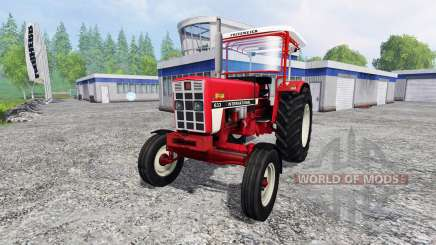 IHC 633 v2.0 for Farming Simulator 2015