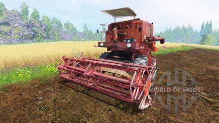 Bizon Z050 for Farming Simulator 2015