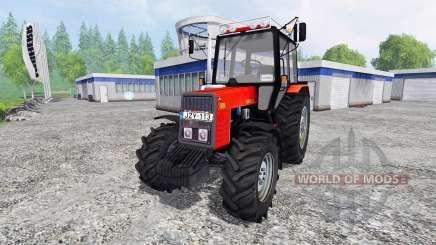 MTZ-892 Belarus for Farming Simulator 2015