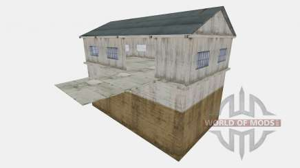 Bam Garage for Farming Simulator 2015