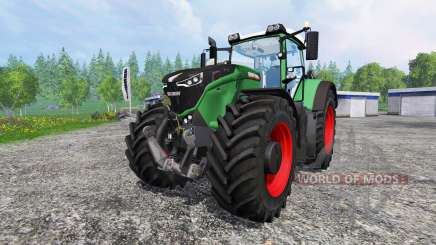 Fendt 1050 Vario v1.1 for Farming Simulator 2015