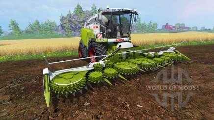 CLAAS Jaguar 980 [dynamic power] for Farming Simulator 2015