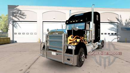 Freightliner Classic XL [reworked] for American Truck Simulator
