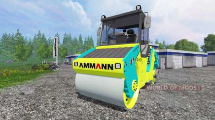 Ammann AV110X for Farming Simulator 2015