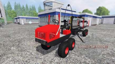 Alstor 8x8 for Farming Simulator 2015