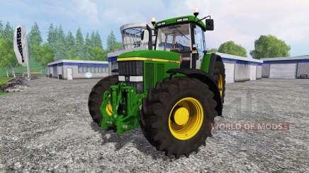 John Deere 7810 [washable] for Farming Simulator 2015