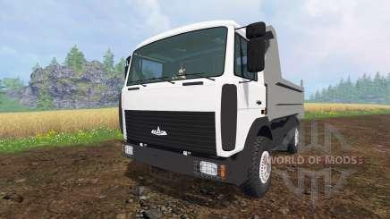 MAZ-5551 v3.0 for Farming Simulator 2015