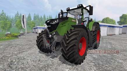 Fendt 1050 Vario [washable] v1.1 for Farming Simulator 2015